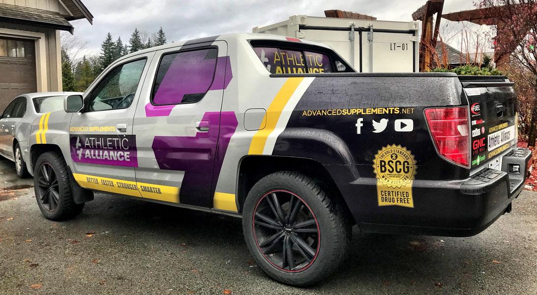 Seattle Car Wraps Custom 3m Vinyl Vehicle Wraps Starting At 495